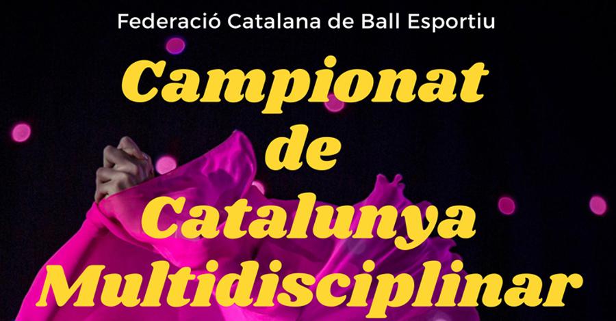 Campionat de Catalunya Multidisciplinar 2020 a Platja d'Aro