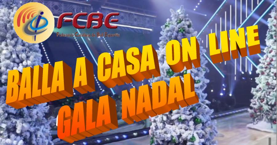 Balla a Casa ON LINE. Gala Nadal