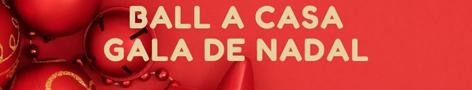 Balla a Casa ON LINE. Gala Nadal | Federació Catalana de Ball Esportiu