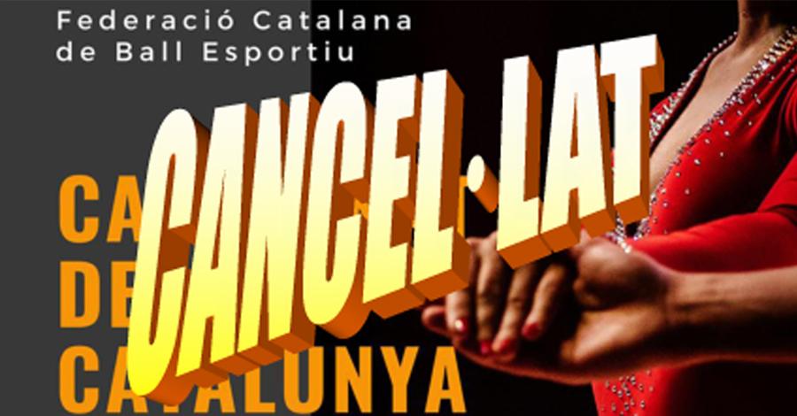 Campionats de Catalunya 2020 (Absolut i Multidisciplinar). Anul·lats