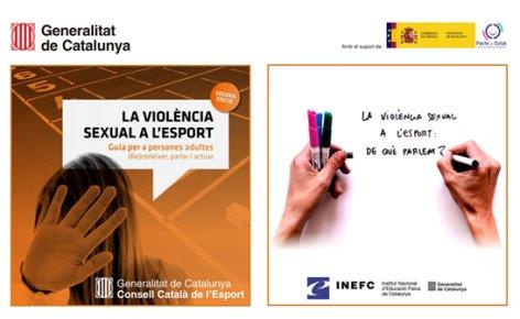 La violència sexual a l'esport | Federació Catalana de Ball Esportiu