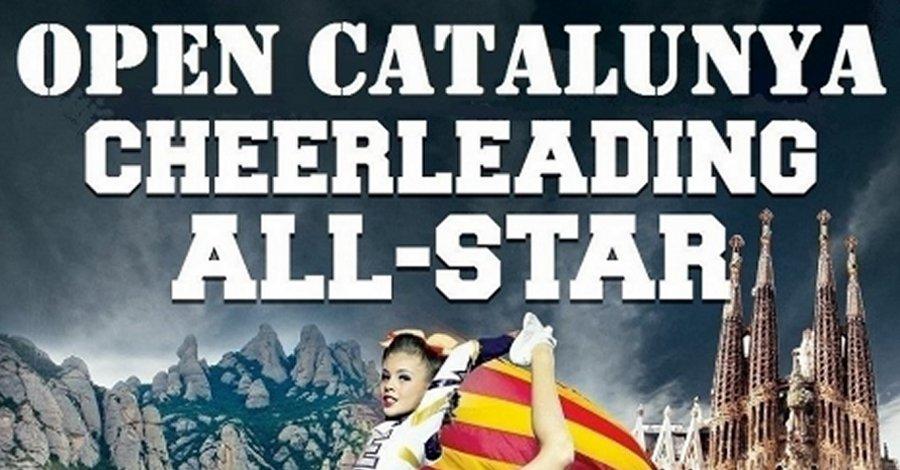 Vídeo de l'Open Catalunya Cheerleading 2021