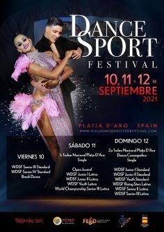 Dance Sport Festival Platja d'Aro 2021