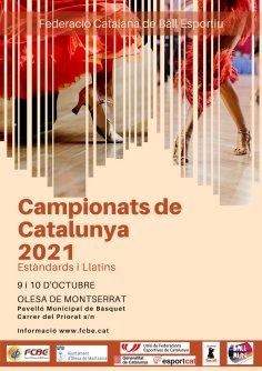 Campionats de Catalunya Absolut 2021