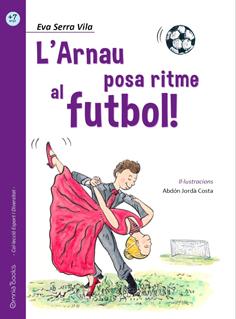 L'Arnau posa ritme al futbol! | Federació Catalana de Ball Esportiu
