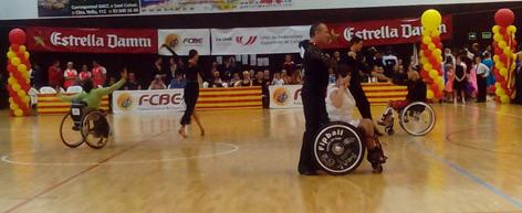VII Campionats de Catalunya Wheelchair 2015. Resultats  | Federació Catalana de Ball Esportiu