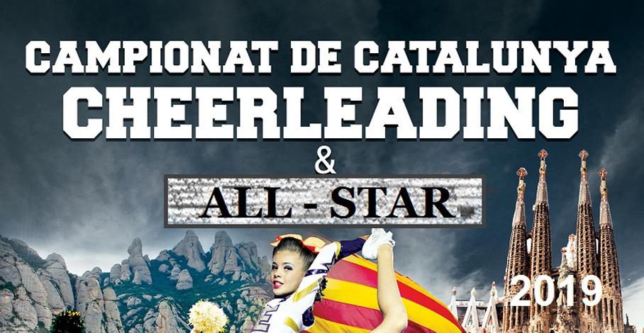 IV Campionat de Catalunya Cheerleading 2019. Resultats