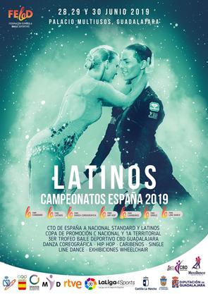 Campionat d´Espanya de Balls Llatins 2019