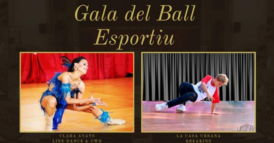 Gala de Ball Esportiu de la FCBE 2021. Participants (5)