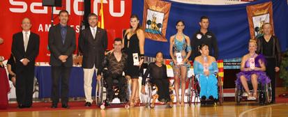 Nota 30.- III Campionats Catalunya 2011 Whelchair. Resultats  | Federació Catalana de Ball Esportiu