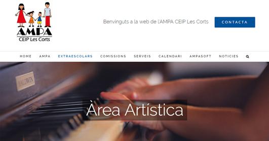 Club de Ball Esportiu AMPA CEIP Les Corts | Federació Catalana de Ball Esportiu