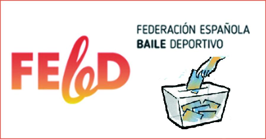 Eleccions Federación Española Baile Deportivo 2020