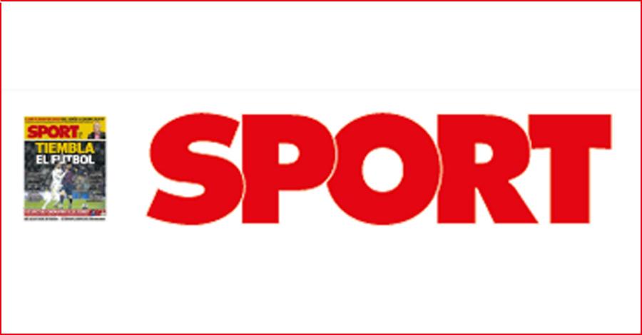 Balla a casa al diari Sport