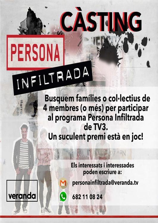 Participació al programa Persona Infiltrada | Federació Catalana de Ball Esportiu