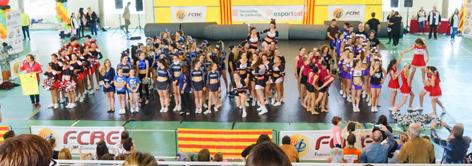 El Cheerleading reconegut com a esport olímpic pel COI  | Federació Catalana de Ball Esportiu