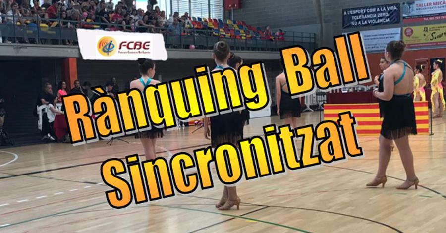 Promoció/rànquing 2020 Ball Sincronitzat