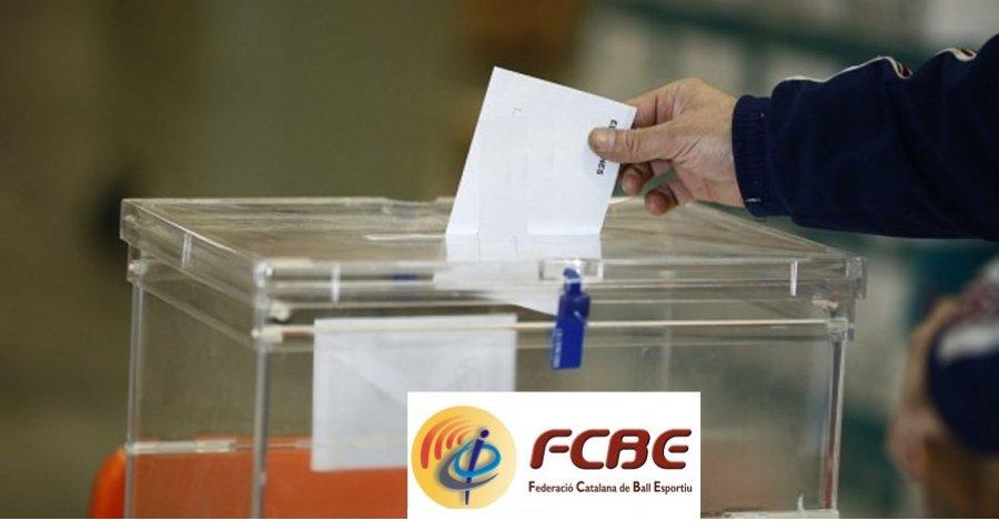 Eleccions FCBE 2021. Comunicat 2 Junta Electoral: Ampliació termini