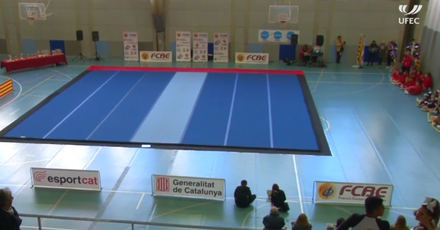 Vídeo Open Catalunya Cheerleading 2018